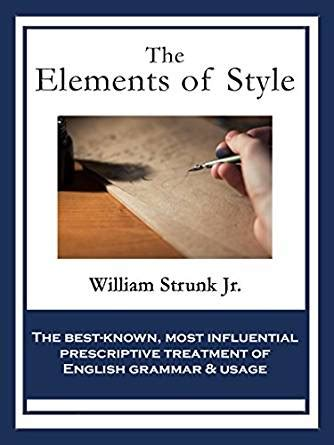 listen to elements of style by william strunk jr at amazon com the elements of style ebook william jr