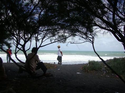 pantai kwaru wisata pantai   bantul yogyakarta