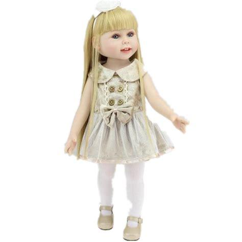 best dolls aliexpress buy 45cm silicone american