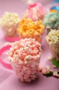 colorful popcorn ideas and inspiration for a purim dessert table it up