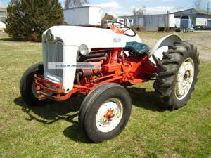 800 Ford Tractor Orignal Ford 800 2wd 5 Speed Tractor