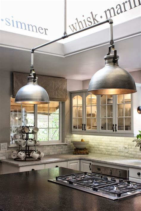 Industrial Island Lighting 1000 Ideas About Industrial Style Kitchen On Pinterest Industrial Style Industrial And