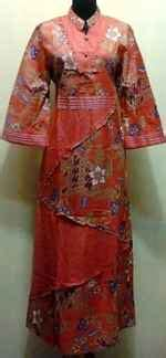 Batik Zahra Dress ld198 longdress katun zigzag zahra