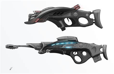 Gun Designs   will pitzer s blog sci fi gun concepts