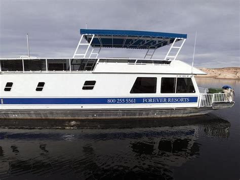 lake powell boat rentals cost 59 foot deluxe houseboat
