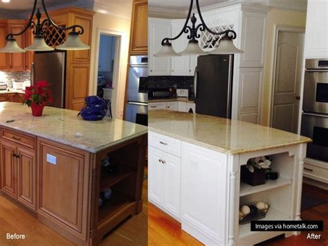 Before And After Painted Kitchen Cabinets 12 Clever Ideas For Your Next Kitchen Renovation