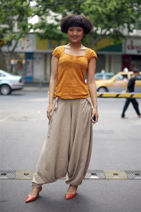 Harem Style shanghai style harem fashion