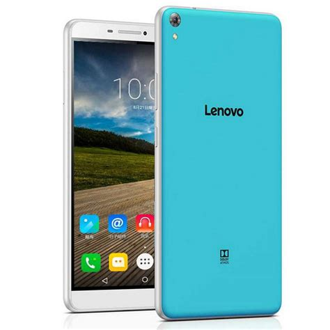 Android Lenovo Ram 1gb lenovo phab android 5 0 6 8 quot tablet pc w 1gb ram 16gb rom blue free shipping dealextreme