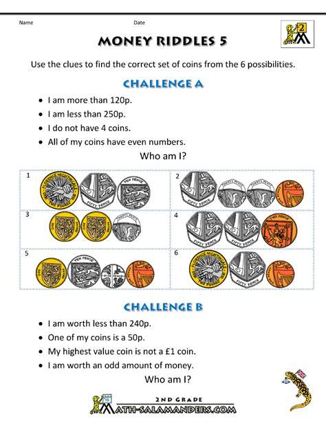 printable childrens money worksheets uk photos 3 grade work best games resource