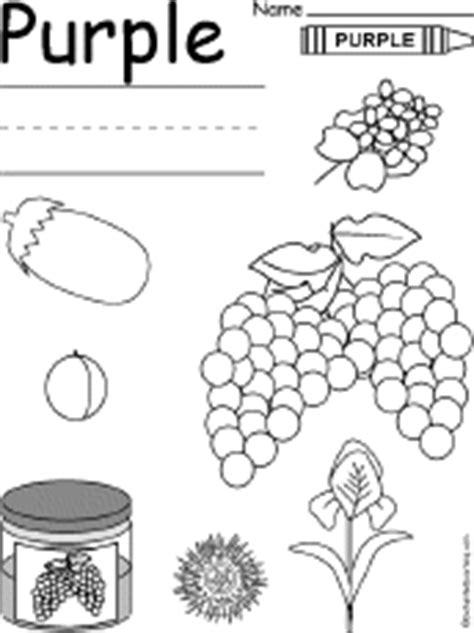 purple coloring pages preschool purple worksheet enchantedlearning com
