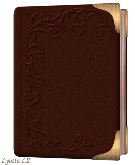 Brown Book By Lyotta On Deviantart