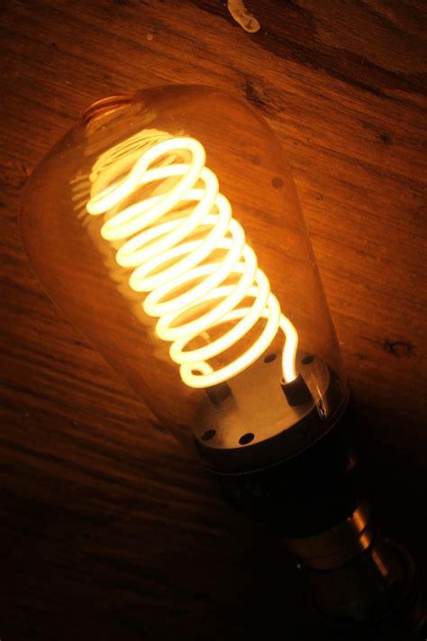 Vintage style, eco friendly filament lightbulbs   The