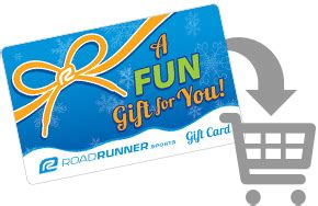 Roadrunner Sports Gift Card - gift cards road runner sports
