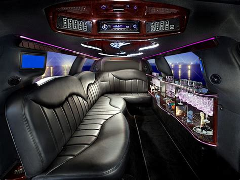 Chicago Limousine Companies by Black Lincoln Town Car Stretch Limo Prime Limousine