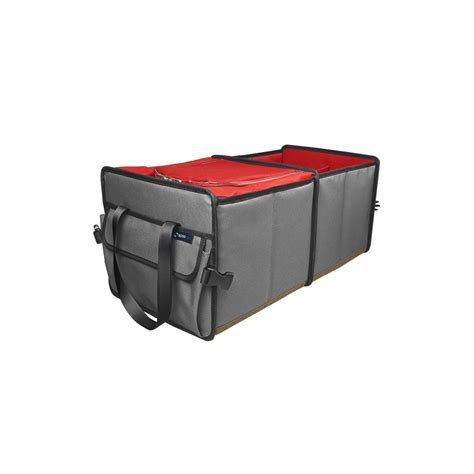 car trunk storage containers elecfly car trunk organizer cargo storage container