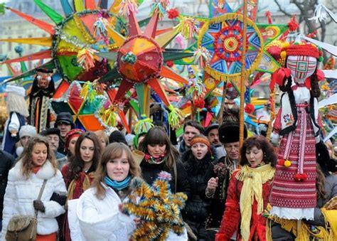images of christmas in ukraine ukrainian holidays and traditions green tour ukraine