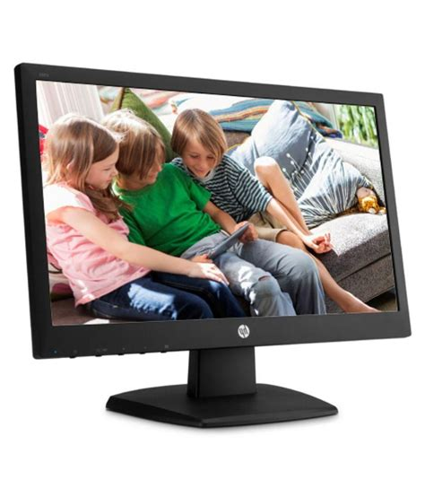hp led monitor v194 18 5 inch hp v194 18 5 inch led backlit monitor v5e94aa buy hp