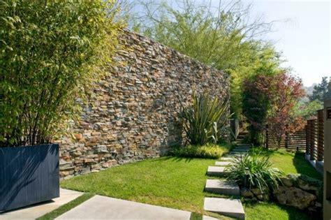 Origineller Sichtschutz Garten