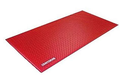 Sears Floor Mats by Craftsmen Anti Fatigue Heavy Duty Work Mat Like The Ones For Cement Floors Only 21 99