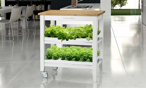 click and grow garden un jardin intelligent pour cultiver en int 233 rieur