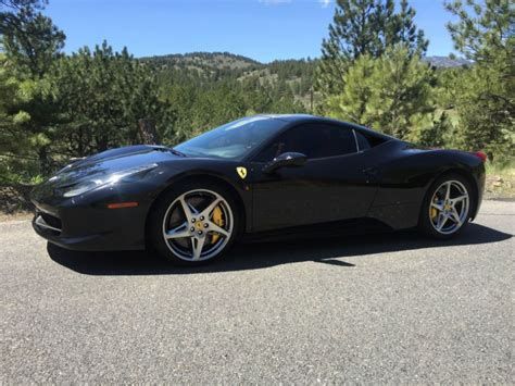 how to sell used cars 2010 ferrari 458 italia instrument cluster sell used 2010 ferrari 458 in mack colorado united states for us 87 900 00