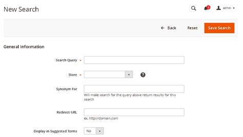 Add Lookup How To Add Search Terms In Magento 2 Mageplaza Magento 2