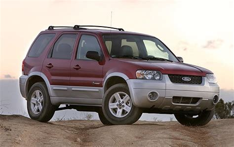 2006 ford escape 2006 ford escape hybrid information and photos zombiedrive