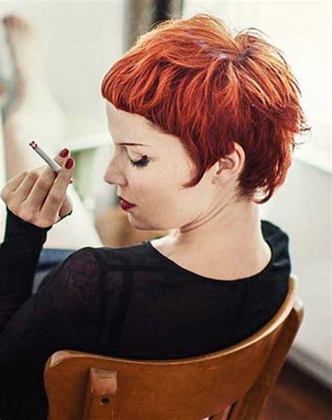 haircut on long red hair cut to a pixie cut 15 red hair pixie cut pixie cut 2015
