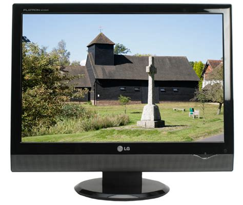 Monitor Tv Lg Mt45 lg flatron m228wd 22in monitor tv tuner review trusted reviews