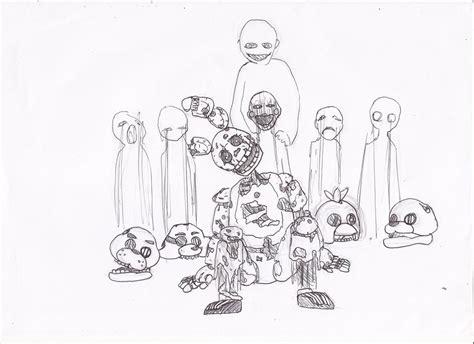 imagenes de fnaf kawaii para dibujar fnaf 3 by damiangarmendia646 on deviantart