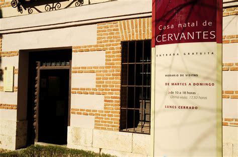 casa cervantes alcala de henares museo casa natal de cervantes culturalcal 225