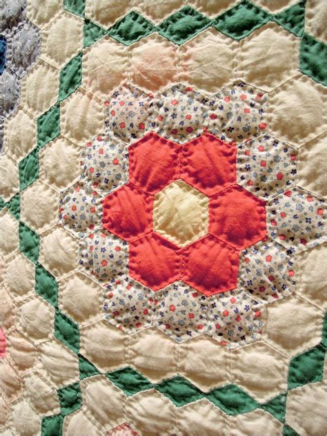 Quilt Inspiration Grandmother S Flower Garden Grandmother S Flower Garden