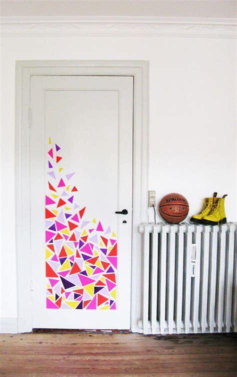 how to decorate your bedroom door 10 id 233 es pour mettre en valeur une porte cocon de