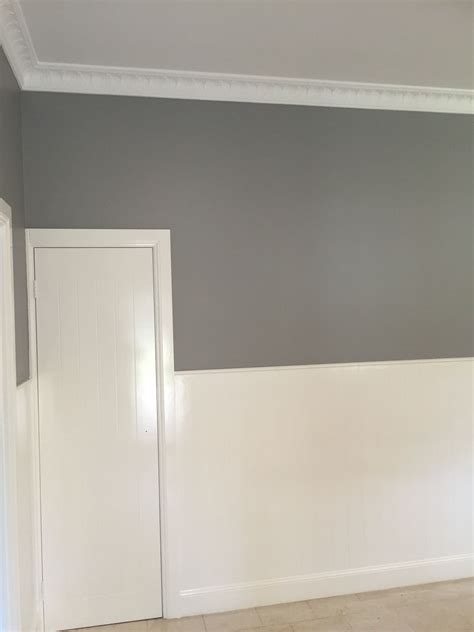 dulux stepney  strength wall colours home decor
