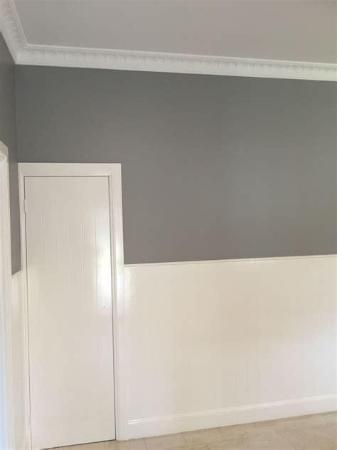 dulux stepney  strength wall colours home decor