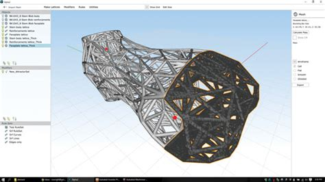 design for additive manufacturing element transitions and aggregated structures topology optimization advances to support additive