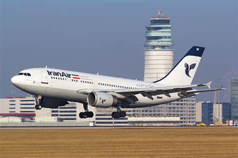 Iran Air Airbus A310 300 gewaltiger nachholbedarf in der zivilen luftfahrt