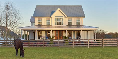 ranch farmhouse farm house home design ideas