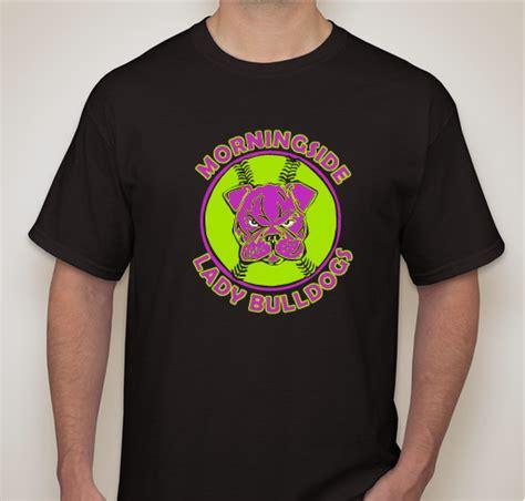 Headset Kaos Distro Kaos Custom morningside bulldogs softball custom ink fundraising