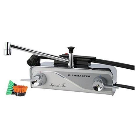 four kitchen faucet dishmaster imperial four faucet