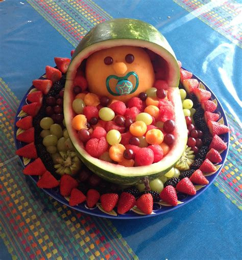 fruit platter for baby shower baby shower pinterest