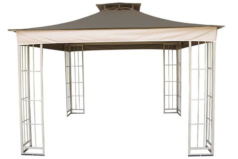 garden treasures pergola replacement canopy replacement canopies for gazebos pergolas and swings