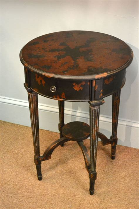 large round accent table round end table large homestead gardens inc