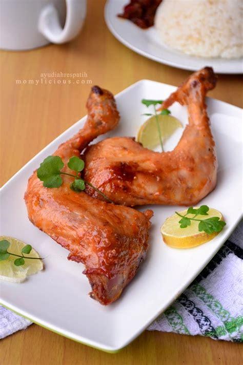 Ayam Bakar Madu 1 ayam panggang madu