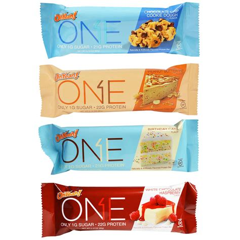 o yeah protein bars oh yeah one variety pack protein bars 12 bars 2 12 oz