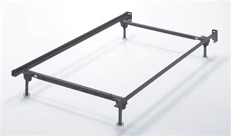 frames and rails twin full bolt on bed frame from ashley