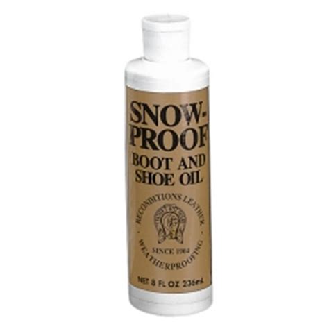 fiebing s snow proof shoe protectant c28178