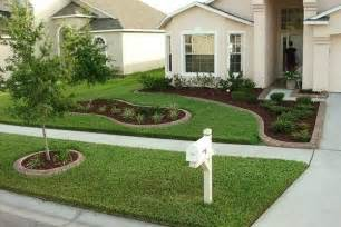 Simple Landscape Ideas Simple Landscape Designs For Front Yards Simple Front Yard