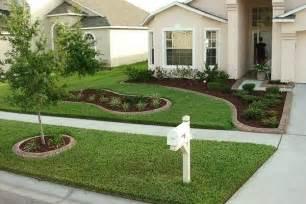 Front Yard Landscape Ideas » Home Design