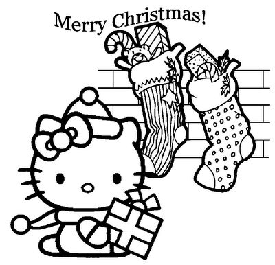 hello kitty coloring pages kids world